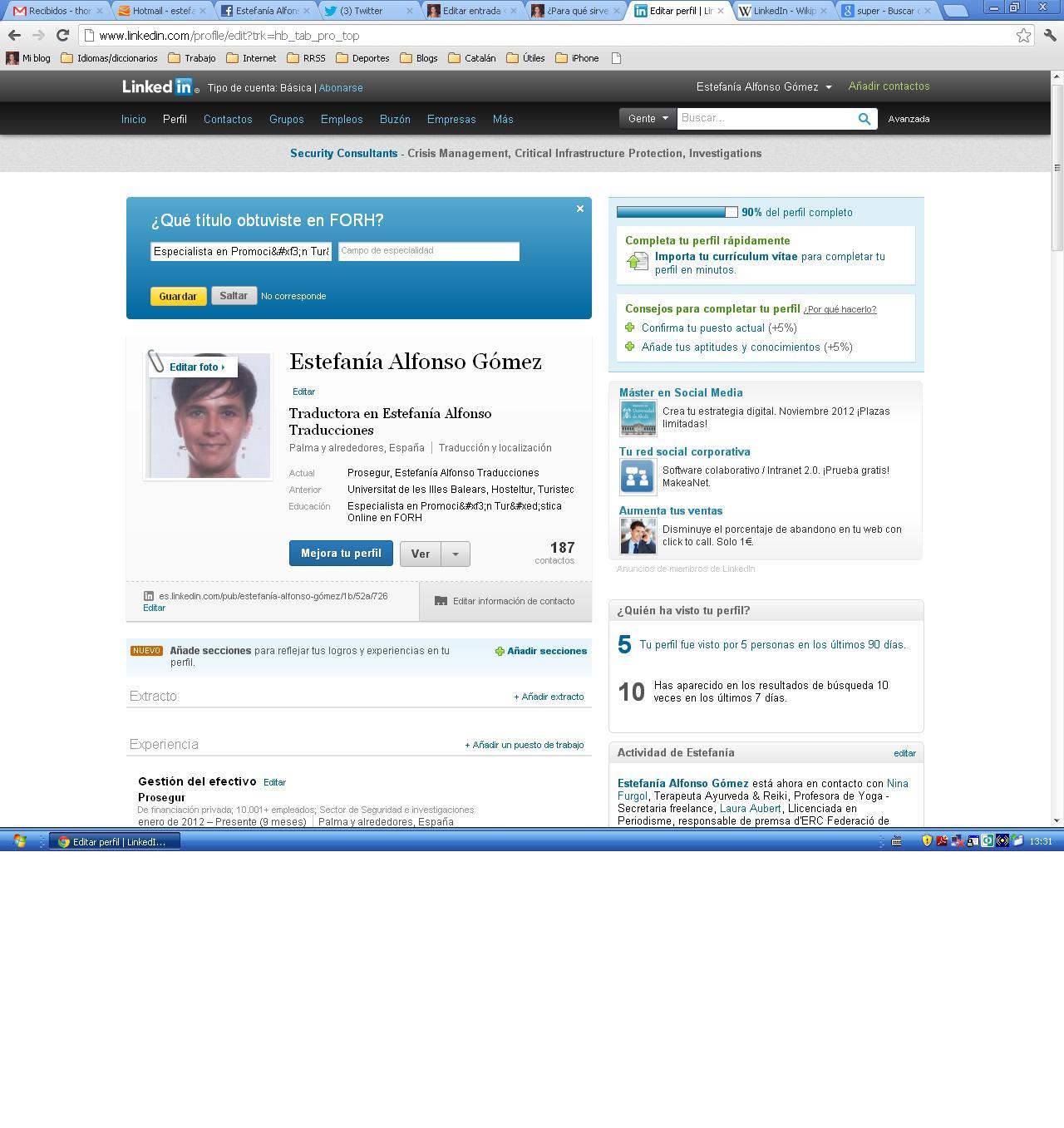 Para qué sirve LinkedIn? | El blog de Estefanía Alfonso