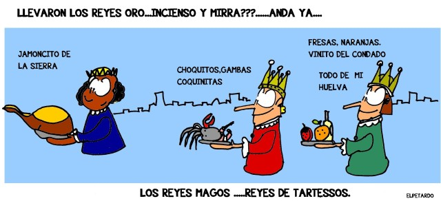 Foto del blog La Huelva cateta