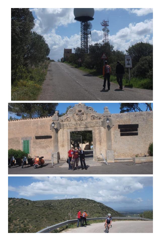 Subida-allí-bajada Fotos de Vir Torres Montaje de Estefanía Alfonso