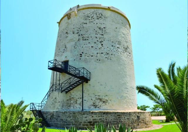 Torre de Canela, Ayamonte