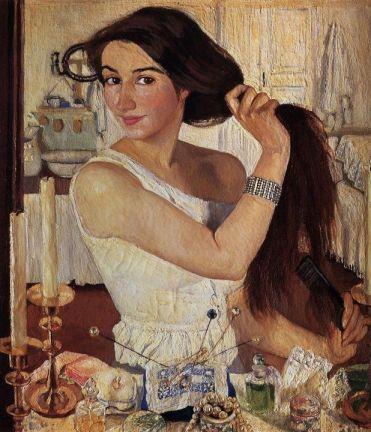 Zinaida-Serebriakova-autorretrato-618x720